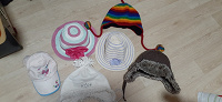 Отдается в дар Шляпки, кепка, шапки