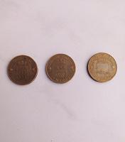 Отдается в дар Монеты ГВС 10 рублей
