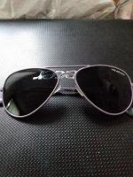 Отдается в дар Солнцезащитные очки для малыша