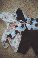 Отдается в дар Одежда на малышей