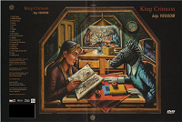 Отдается в дар King Crimson «deja VROOOM» DVD