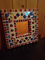 Отдается в дар Зеркало декоративное, Икея.