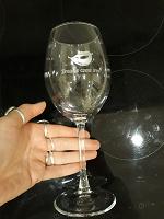 Отдается в дар Бокал для вина