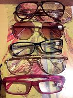 Отдается в дар Плюсовые очки, диоптрии.