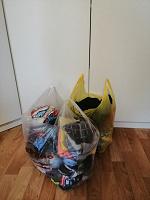 Отдается в дар Детские вещи 2 пакета