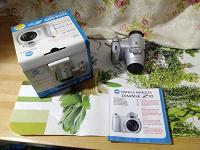 Отдается в дар Цифровой фотоаппарат Konica Minolta Dimage Z10