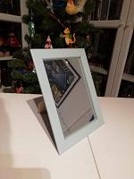 Отдается в дар Зеркало и рамка Икеа