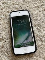 Отдается в дар iPhone 5