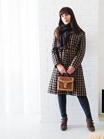 Отдается в дар Женское пальто, размер 44