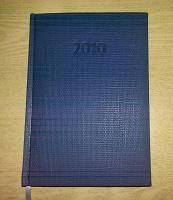 Отдается в дар Ежедневник 2010