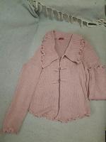 Отдается в дар Припыленый розовый джемпер