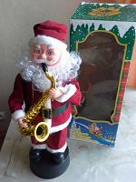 Отдается в дар Дед Мороз музыкальный