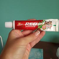 Отдается в дар Индийская зубная паста
