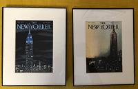 Отдается в дар Плакаты с изображением Нью-Йорка