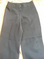 Отдается в дар брюки темно синие.«школьная форма»