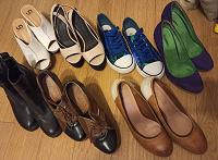 Отдается в дар Обувь 38,5-39 пакетом
