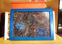 Отдается в дар Картина Алмазная Мозаика