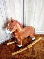 Отдается в дар Качалка-лошадь