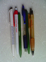Отдается в дар ручки в коллекцию