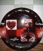 Отдается в дар Поднос настенный Кофе