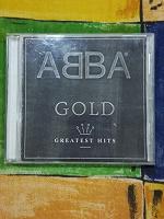 Отдается в дар Диск группы ABBA