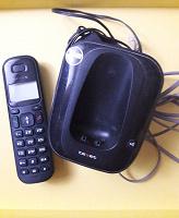 Отдается в дар Телефон беспроводной для дома