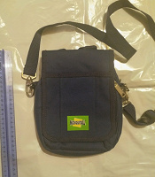 Отдается в дар Новая мужская сумочка
