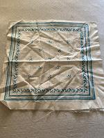 Отдается в дар Два необрубленных носовых платка