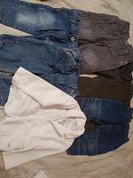 Отдается в дар Одежда для мальчика р. 74-80