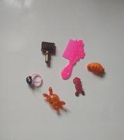 Отдается в дар Мелкие игрушки для девочки