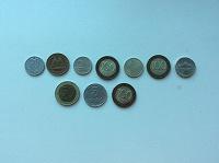 Отдается в дар Монеты российские и зарубежные