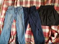 Отдается в дар Джинсы, брюки, юбка (S)