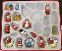 Отдается в дар Маленькие игрушки на ёлку