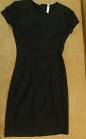 Отдается в дар Маленькое черное (XXS) платье от Глория Джинс