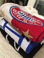 Отдается в дар Футбольные шарфы