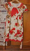 Отдается в дар Детское красивое платье, размер 116-120