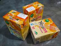 Отдается в дар Сок Апельсиновый