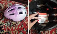 Отдается в дар Велосипедный шлем