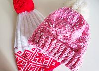 Отдается в дар Новые шапки