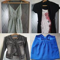 Отдается в дар Пакет женской одежды на размер 42-44