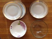 Отдается в дар Посуда — тарелки