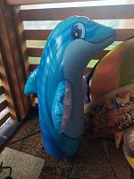 Отдается в дар Надувной дельфин