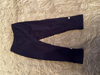 Отдается в дар Тёплые штанишки 110