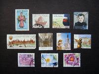 Отдается в дар Польские марки