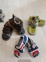Тапочки летние малышам р.21 и ботиночки