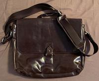 Отдается в дар Мужская сумка-портфель