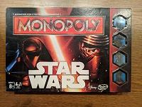 Отдается в дар Монополия Звездные войны