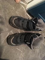 Отдается в дар Зимние ботинки 34 размер