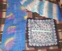 Отдается в дар шарфики и платочек