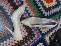 Отдается в дар Торжественные туфли